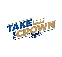 TAKE THE CROWN KANSAS CITY Photographic Print