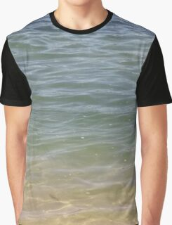 Changing colours of the ocean Graphic T-Shirt