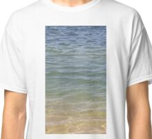 Changing colours of the ocean Classic T-Shirt