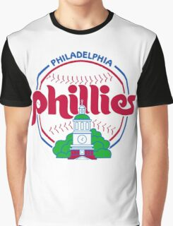 PHILIES LOGO Graphic T-Shirt