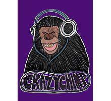 Crazy Chimp Revamped Part 2 Photographic Print