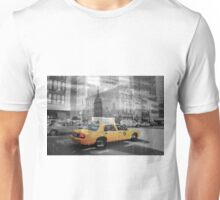 New York Collage 2 Unisex T-Shirt