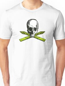 asparagus pirate Unisex T-Shirt