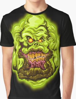 slimer Graphic T-Shirt