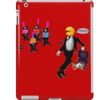 Running PAC-Man iPad Case/Skin