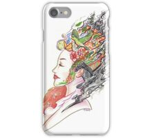 Art of Letting Go iPhone Case/Skin