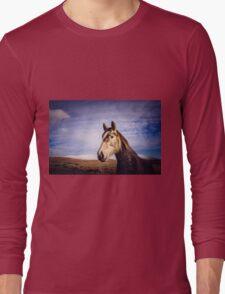 An Irish Horse Long Sleeve T-Shirt