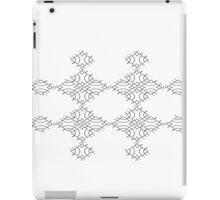 electronic shapes iPad Case/Skin