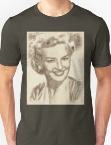 Betty Grable Hollywood Icon by John Springfield T-Shirt