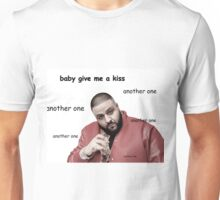 Baby Give Me a Kiss, ANOTHER ONE, Sepia, Aesthetic Unisex T-Shirt