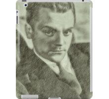 James Cagney by John Springfield iPad Case/Skin