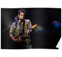 John Mayer | Born & Raised Tour  Poster