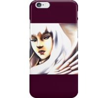 "Griffith From The Anime/Manga ""Berserk"" original digital painting iPhone Case/Skin"