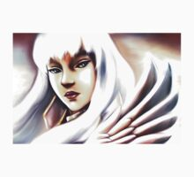 "Griffith From The Anime/Manga ""Berserk"" original digital painting One Piece - Short Sleeve"