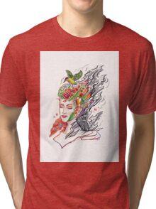 Art of Letting Go (2) Tri-blend T-Shirt