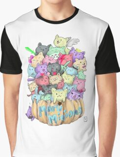 Maru Minions Graphic T-Shirt