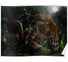 Werewolf evocation Poster
