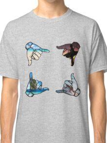 Surfs Up - Tee Print Classic T-Shirt