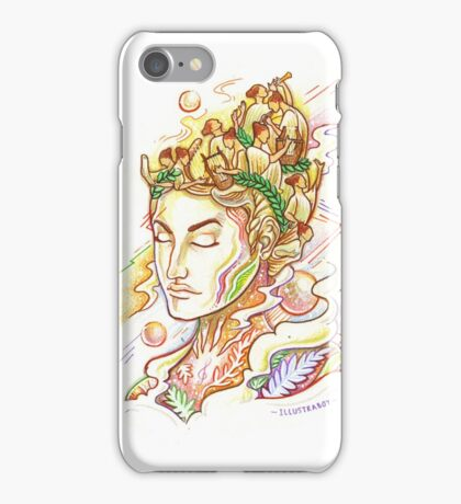 9 Muses iPhone Case/Skin