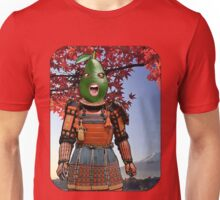 Avocado Samurai Unisex T-Shirt