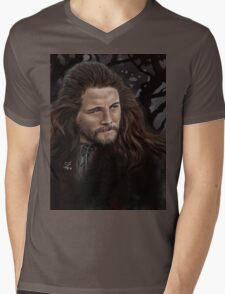 Argus Mens V-Neck T-Shirt