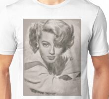 Lana Turner Hollywood Actress Unisex T-Shirt
