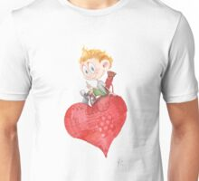 Little Saint Valentine Unisex T-Shirt