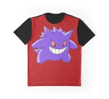ANGRY MONSTER Graphic T-Shirt