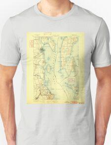 New York NY Plattsburg 148141 1894 62500 T-Shirt