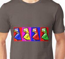 50 shades of birds Unisex T-Shirt