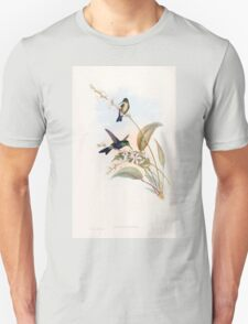 A monograph of the Trochilidæ or family of humming birds by John Gould 1861 V2 278 Thalurania Eryphile T-Shirt