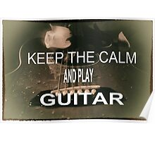 KEEP THE CALM Poster