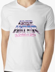 Lord Hater-the greatest in the galaxy Mens V-Neck T-Shirt