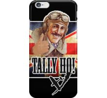 Best of British - Tally Ho! iPhone Case/Skin