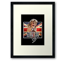 Best of British - Tally Ho! Framed Print