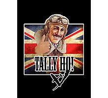 Best of British - Tally Ho! Photographic Print