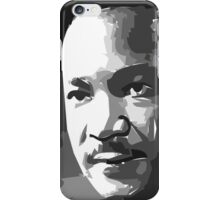 Martin Luther King Jr iPhone Case/Skin