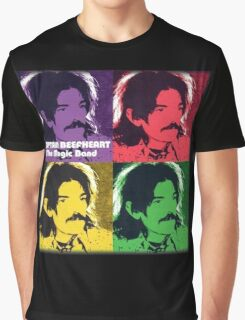 Captain Beefheart T-Shirt Graphic T-Shirt