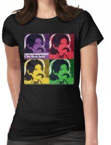 Captain Beefheart T-Shirt Womens Fitted T-Shirt