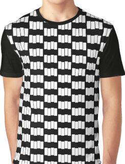 Punk Rock Music Flag Graphic T-Shirt