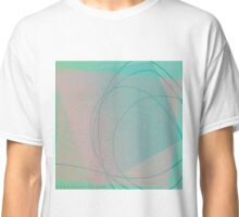 'Placid', Abstract Thinking Series 21 Classic T-Shirt