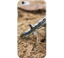 Cute caterpillar macro iPhone Case/Skin