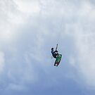 Kitesurfin' the Clouds at King of the Air by SeeOneSoul