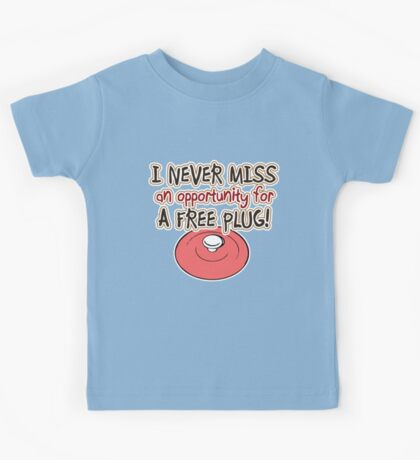 Opportunity for a Free Plug Kids Tee