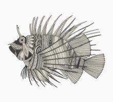 fish mirage mint Kids Clothes