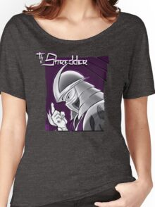 The Shredder - Purple Foot Clan Women's Relaxed Fit T-Shirt