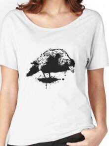 ink crow Women's Relaxed Fit T-Shirt