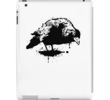 ink crow iPad Case/Skin