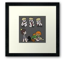 Pet Framed Print