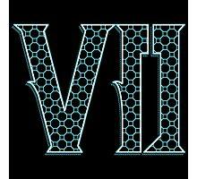 Seven.7.VII Photographic Print